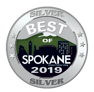 2019 Best of Spokane Award