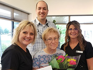 Giveaway Winner Charlene at Bryan Hill, DDS
