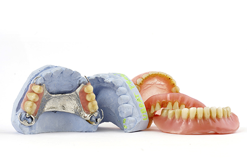 same day dentures at Bryan Hill DDS